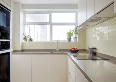 Ealing – Kitchen renovation for downsizing family home