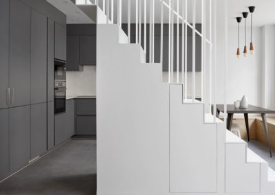 Belsize Park – Mews House Kitchen