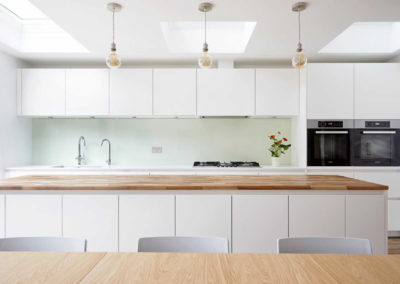 Finsbury Park – Victorian house extension for family