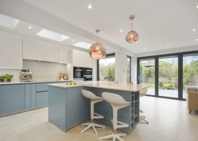 Chiswick – Victorian house extension for family