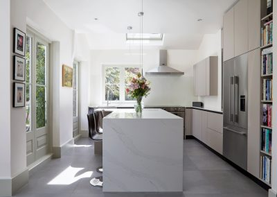 Ealing Common –  Victorian House kitchen remodelling