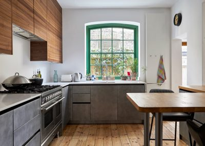 Ealing – Victorian House Kitchen Remodeling