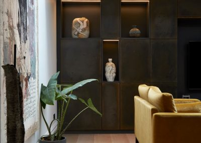Chiswick – Living room cabinetry