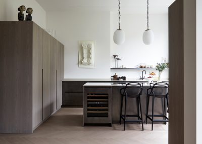 Belsize Park – Luxury family kitchen, completion in Spring 2020