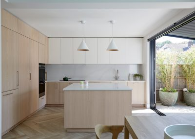 Chiswick –  Victorian house extension